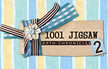 1001 Jigsaw Earth Chronicles 2 Badge