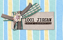 1001 Jigsaw Earth Chronicles Badge