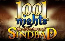 1001 Nights: The Adventures of Sindbad Badge