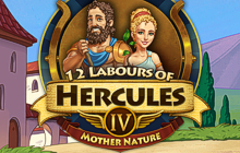 12 Labours of Hercules IV: Mother Nature Badge
