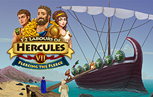 12 Labours of Hercules VII: Fleecing the Fleece Collector's Edition Badge