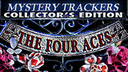Mystery Trackers: Four Aces Collector's Edition