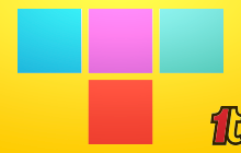 1TapTris - Falling Blocks Classic Puzzle Game Badge
