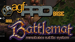 Axis Game Factory's AGFPRO + BATTLEMAT