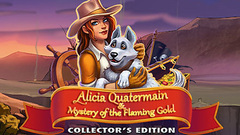 Alicia Quatermain and Mystery of the Flaming Gold Collector's Edition
