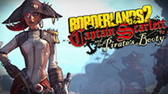 Borderlands 2: Captain Scarlett and her Pirate's Booty DLC