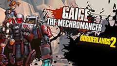 Borderlands 2: Mechromancer Pack
