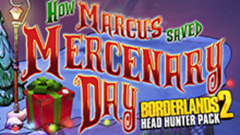 Borderlands 2: Mercenary Day