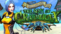 Borderlands 2: Sir Hammerlock vs. the Son of Crawmerax