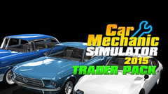 Car Mechanic Simulator 2015 Trader Pack DLC