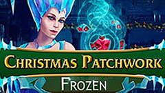 Christmas Patchwork Frozen