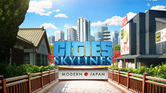 Cities: Skylines - Content Creator Pack: Modern Japan