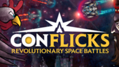 Conflicks: Revolutionary Space Battles