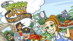 Cooking Dash - DinerTown Studios
