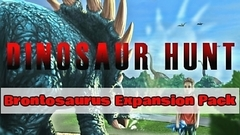 Dinosaur Hunt - Brontosaurus Expansion Pack