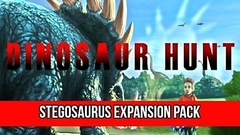 Dinosaur Hunt - Stegosaurus Expansion Pack