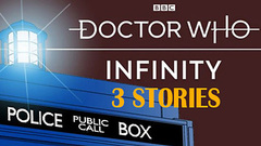 Doctor Who Infinity - 3 Stories