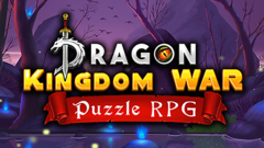 Dragon Kingdom War- Puzzle RPG