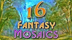 Fantasy Mosaics 16: Six Colors in Wonderland