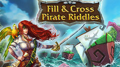 Fill and Cross. Pirate Riddles