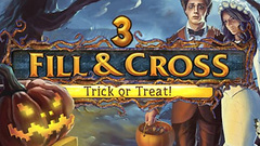 Fill and Cross Trick or Treat 3