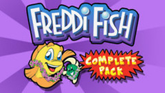 Freddi Fish Complete Pack