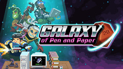 Galaxy of Pen & Paper +1