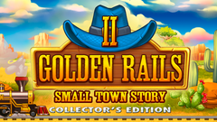 Golden Rails 2: Small Town Story Ð¡ollector's Edition