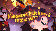 Halloween Patchwork Trick or Treat