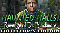 Haunted Halls: Revenge of Dr. Blackmore Collector's Edition