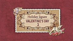 Holiday Jigsaw Valentine's Day 2