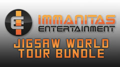 Immanitas Jigsaw World Tour Bundle