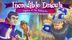 Incredible Dracula: Legacy Of The Valkyries Collector's Edition