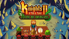 Knights of Pen and Paper 2 - Here Be Dragons