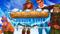 Lost Artifacts Frozen Queen Collector's Edition