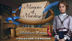 Memoirs of Murder: Welcome to Hidden Pines Collector's Edition