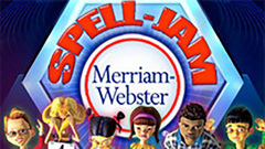 Merriam Webster Spell-Jam