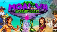 Moai 7: Mystery Coast Collector's Edition