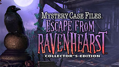 Mystery Case Files: Escape from Ravenhearst Collector's Edition