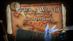 Peter & Wendy in Neverland