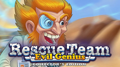 Rescue Team 9: Evil Genius Collector's Edition