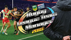 Rugby League Team Manager 2018