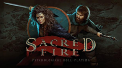 Sacred Fire: A Role Playing Game