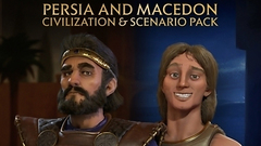 Sid Meier's Civilization® VI: Persia and Macedon Civilization & Scenario Pack