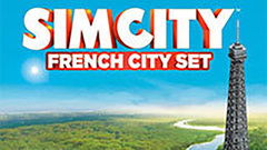 SimCity French City Set