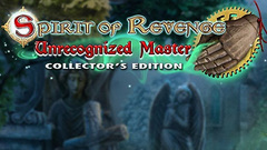 Spirit of Revenge: Unrecognized Master Collector's Edition