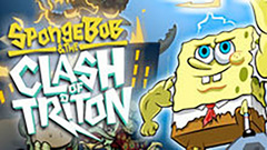SpongeBob and The Clash of Triton