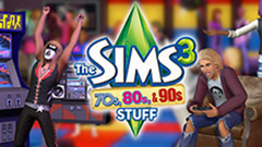 The Sims 3 70s, 80s, & 90s Stuff pack