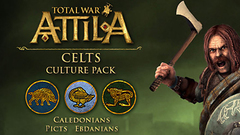 Total War™: ATTILA - Celts Culture Pack