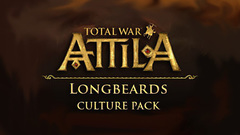 Total War™: ATTILA - Longbeards Culture Pack